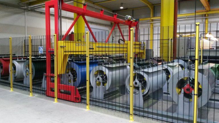 Read more about the article Magazzino automatizzato Coils KSC
